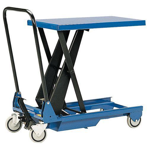 Afbeelding van Mobiele mini-heftafel - Hefvermogen 150 kg