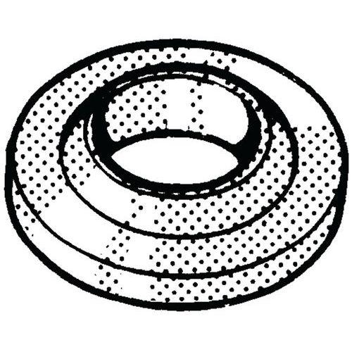 Borg- en afdichtring Kunststof Polyamide (nylon) 6.6_56770