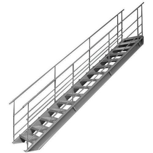 Trap van 38° voor platformvloer