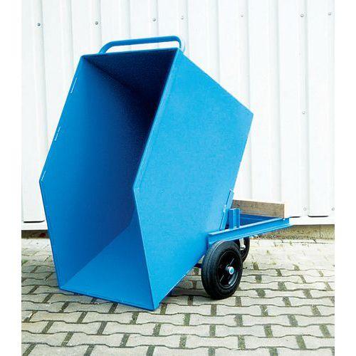 Kiepcontainer - SKW - Zonder inrijkokers - 250 tot 1000 L
