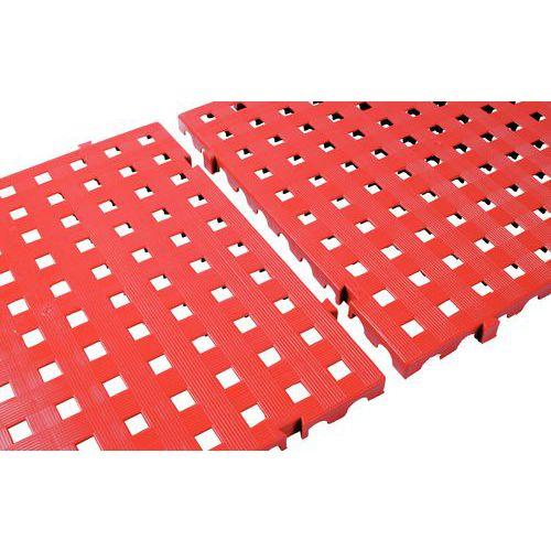 Multifunctionele vloermat met hoge weerstand - Tegel