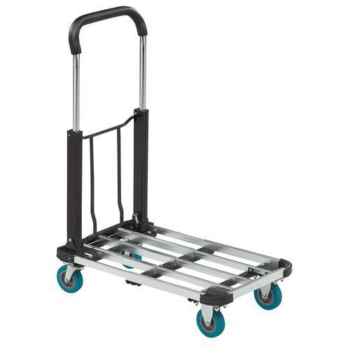 Inklapbare plateauwagen