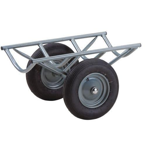 Tapijtrolwagen - Draagvermogen 500 kg
