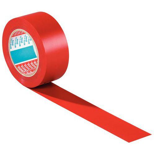 Permanente pvc-grondmarkeringstape, acrylkleefstof - 4169 - tesa
