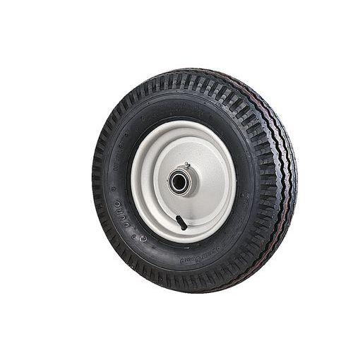 Luchtband met groeven - Draagvermogen 250 tot 350 kg