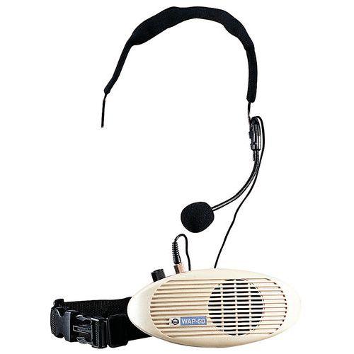 Draagbare microfoon