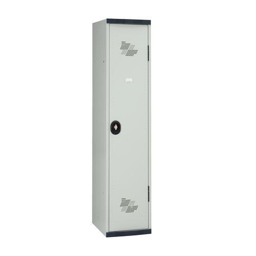 Garderobekast Seamline Optimum® - Kolombreedte 400 mm - op voet
