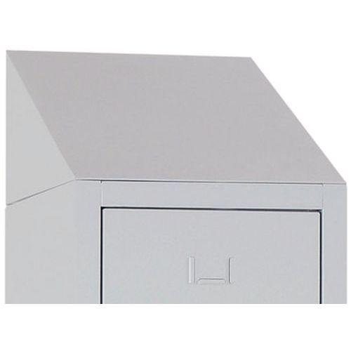 Stofkap voor garderobekast 1 tot 4 kolommen - Manutan