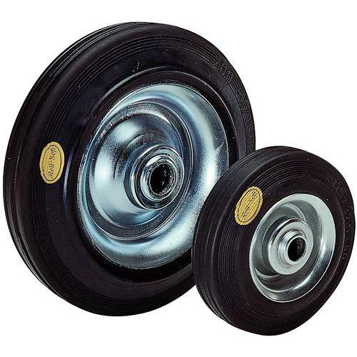 Transportwiel - Draagvermogen 350 tot 650 kg - Met kogellager
