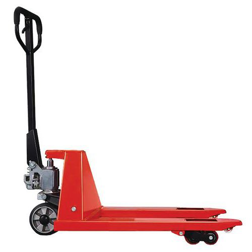 Handpalletwagen kort 2500 kg premium