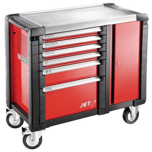 Gereedschapswagen JET+ - 6 laden