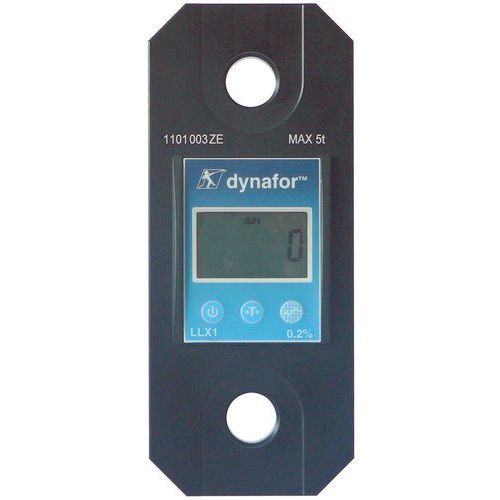 Dynamometer Dynafor™ LLX1 - Draagvermogen 500 tot 20.000 kg