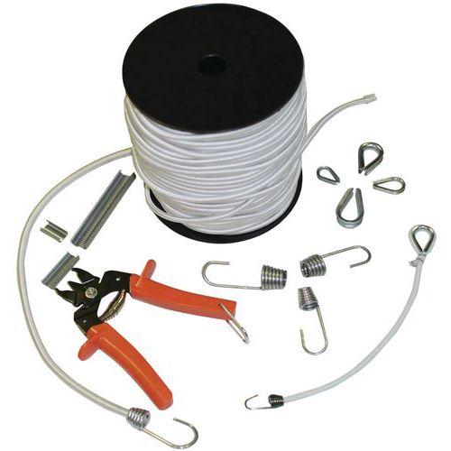 Spanband - Set compleet - 25 meter