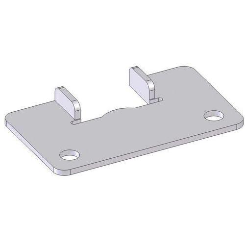 Metalen voet Combi-Flip Steel