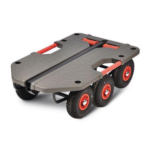 Ergonomische transportwagen Superhond - Draagvermogen 250 kg
