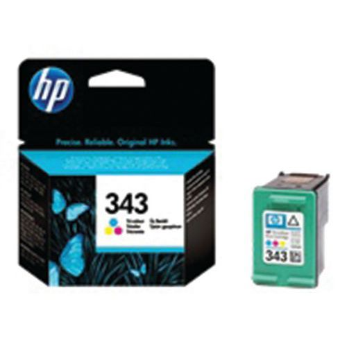 Inktcartridge - 343 - HP