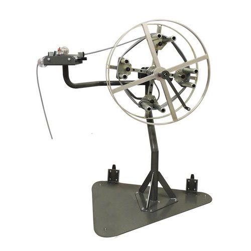 Handmatige kabelhaspel met meterteller - Spirocable