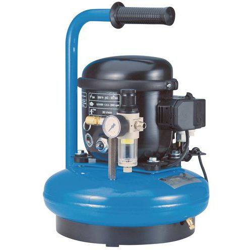 Zeer Stille Compressor - 0,45 PK