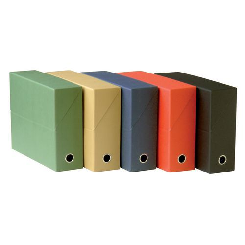 Kartonnen archiefdoos - Rugbreedte 12 cm - Fast