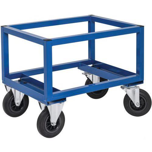 Palletwagen, half 800x600 - KONGAMEK