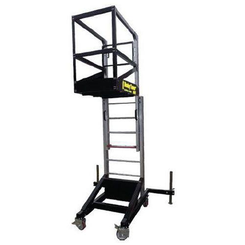 Individueel mobiel platform Mini-Monkey Tower