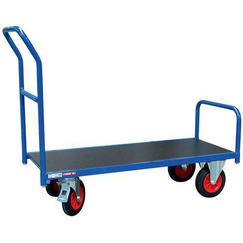 Smalle wagen voor lange ladingen - Draagvermogen 250 kg - FIMM
