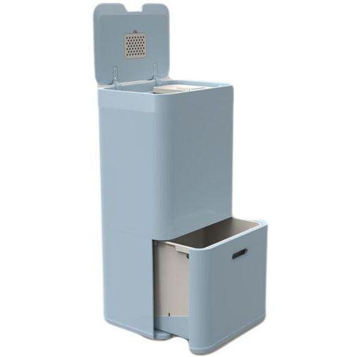 Intelligent Waste Afvalemmer Totem 60 liter - Vepabins