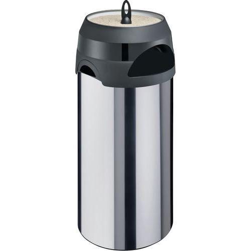As-papierbak 60 ltr V-Part