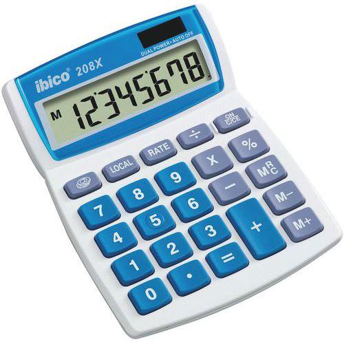 Rekenmachine 208X - Ibico