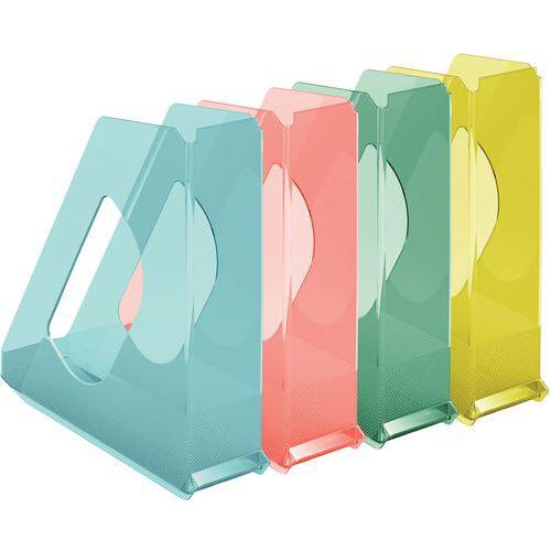Tijdschriftencassette Colour'Ice Esselte