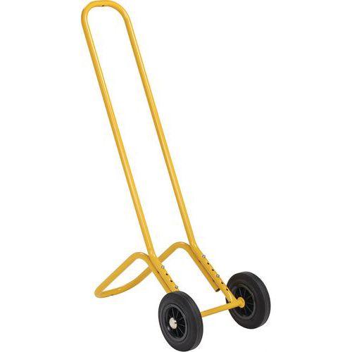 Steekwagen voor stoelen - 440x380 - KONGAMEK