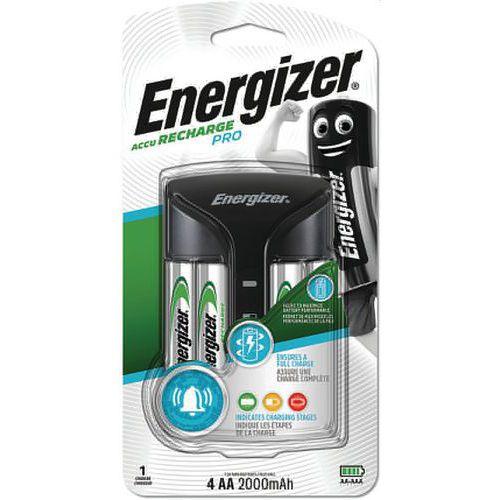Batterijlader Pro - AA en AAA