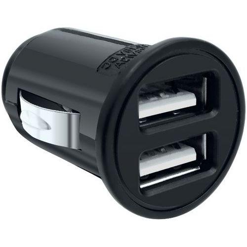 Universele mini-oplader sigarettenaansteker met 2 USB-ingangen - Moxie