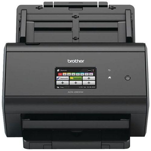 Scanner voor bureau Wi-Fi Direct ADS-2800W - Brother