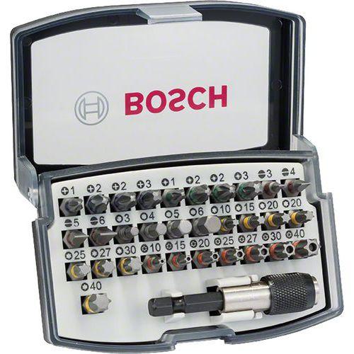 Koffer met 32 schroefbits - Bosch