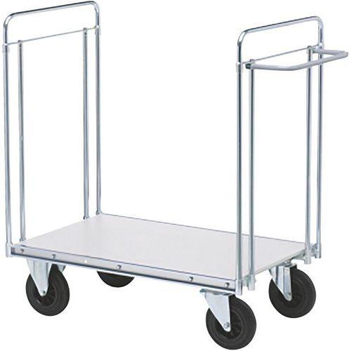 Plateauwagen - draagvermogen 500 kg