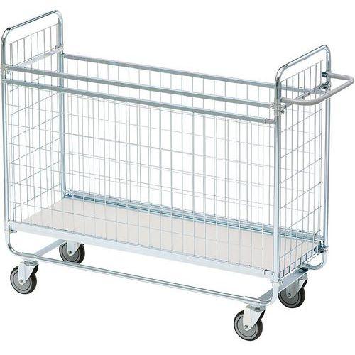 Gaaswandwagen voor pakketten - draagvermogen 200 kg