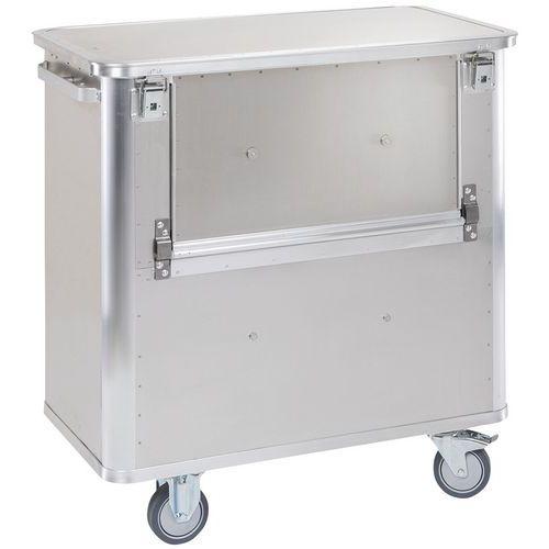 Aluminium containerwagen G®-TRANS - Gmöhling