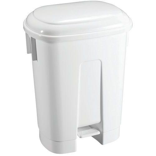 Afvalbak met pedaal Derby - 60 l - TTS