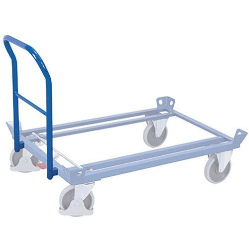 Duw/-trekbeugel voor frame