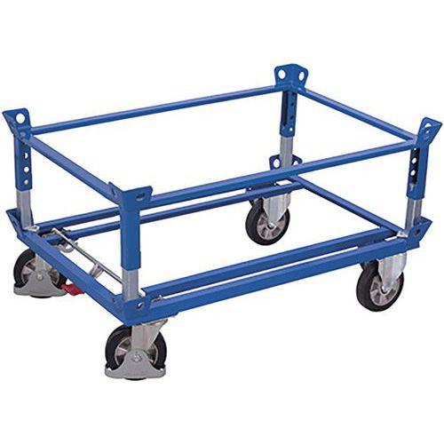 Opzetframe voor palletwagen
