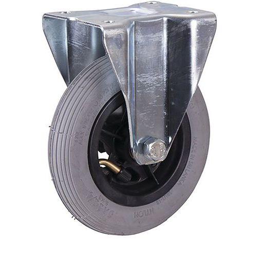 Bokwiel met luchtband 150 x 30 mm