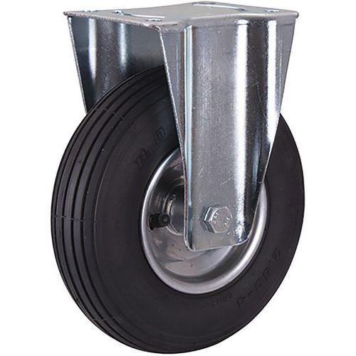 Bokwiel met luchtband 230 x 65 mm