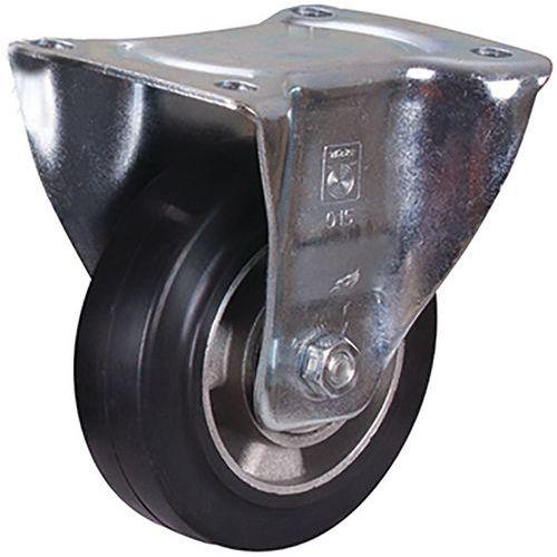 Bokwiel elastisch rubber 125 x 40 mm