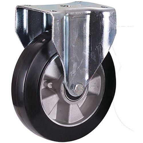 Bokwiel elastisch rubber 200 x 50 mm