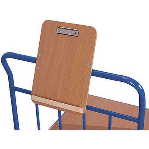 Schrijfbord voor DIN A4 formaat