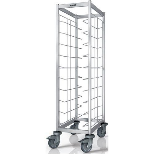Dienbladen-afruimwagens TAW 10 KN - Blanco