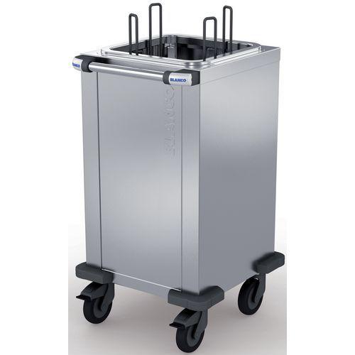 Bordenstapelaar voor inbouw ca. 80 borden onverwarmd TS-1 18-33