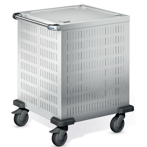 Korvenstapelaar met koelsleuven CEK 53/53 - Blanco