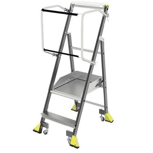 Ergonomisch platform Stepper voor de voedingssector - Centaure